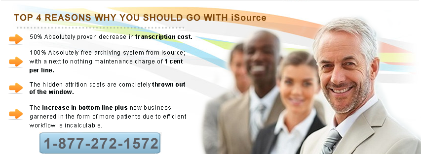 Reasons to Choose iSource